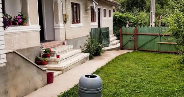 Casa Vasiesti (Moinesti) + teren