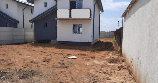 500 mp curte proprie-casa Individuala 4 camere spatioase, P+