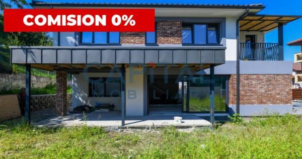 Casa individuala, constructie noua, comision 0