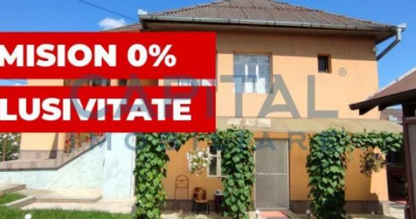 Comision 0!!la cumparare!!! Casa individuala in Chinteni!!