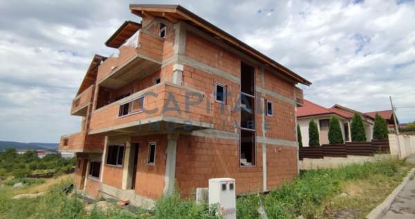 Casa de tip duplrex in Dambul Rotund!!