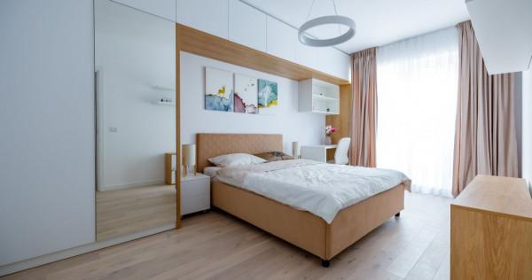 Apartament 2 camere, lift, parcare subterana ,bloc nou,Maras