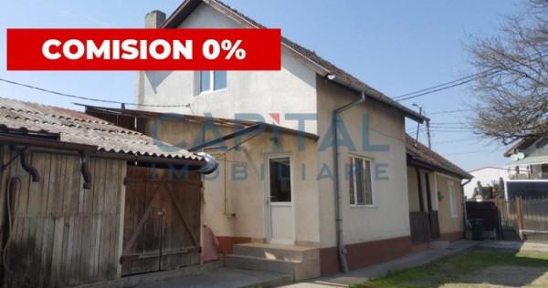 Casa si teren 2174 mp in Someseni, Cluj-Napoca. Comision 0 l
