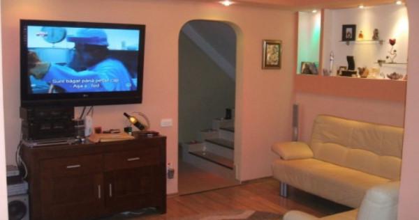 Inchiriez duplex 4 camere mobilat Ultracentral