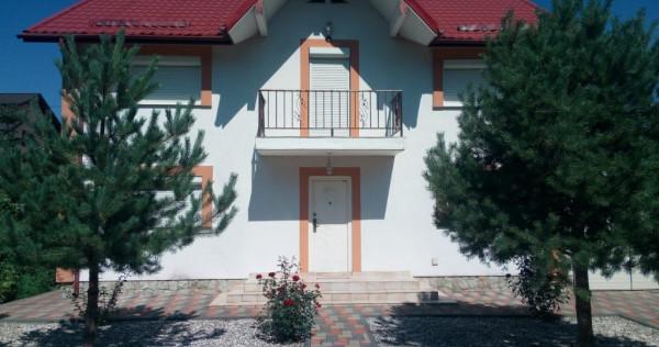 Casa p+1 Lilieci, Bacau