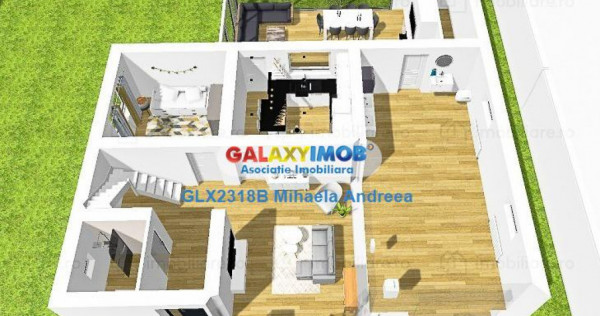 Casa Premium, Lux in Joita, Finisaje de calitate