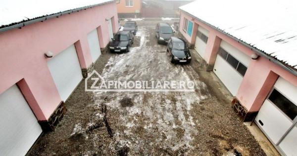 Spălătorie Auto, Service Auto + Apartament în Tarnăveni
