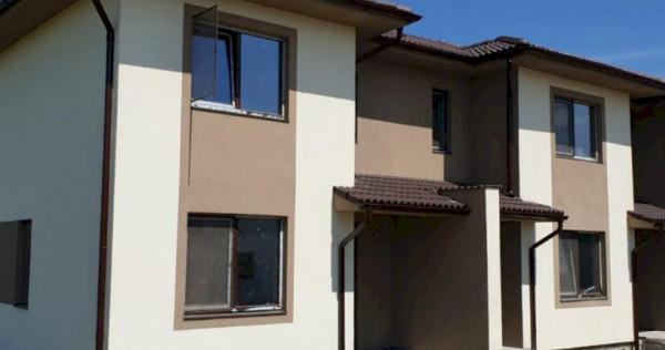 Triplex cu 3 dormitoare, 105mp utili, zona Braytim