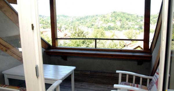 Proprietate in vila, pe 140 mp, cu vedere panoramica, Ultrac