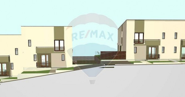 DE VANZARE-Duplex semifinasat-strada privata-DEZMIR