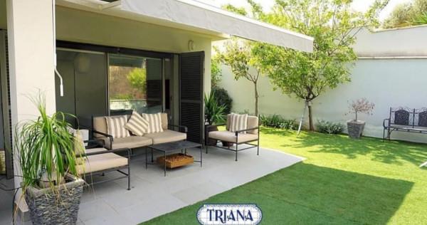 Apartament 4 camere si gradina Complex TRIANA, Pipera
