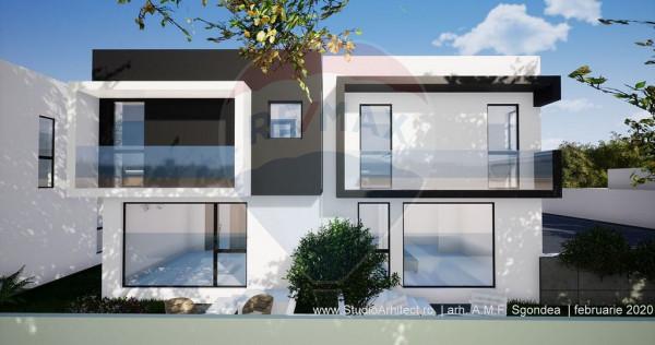 ***Casa/Duplex de vânzare în zona de Nord - Matei Millo...