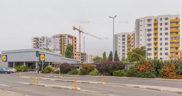 Militari metrou Pacii 2 camere + terasa 21 mp, etaj 1, de...